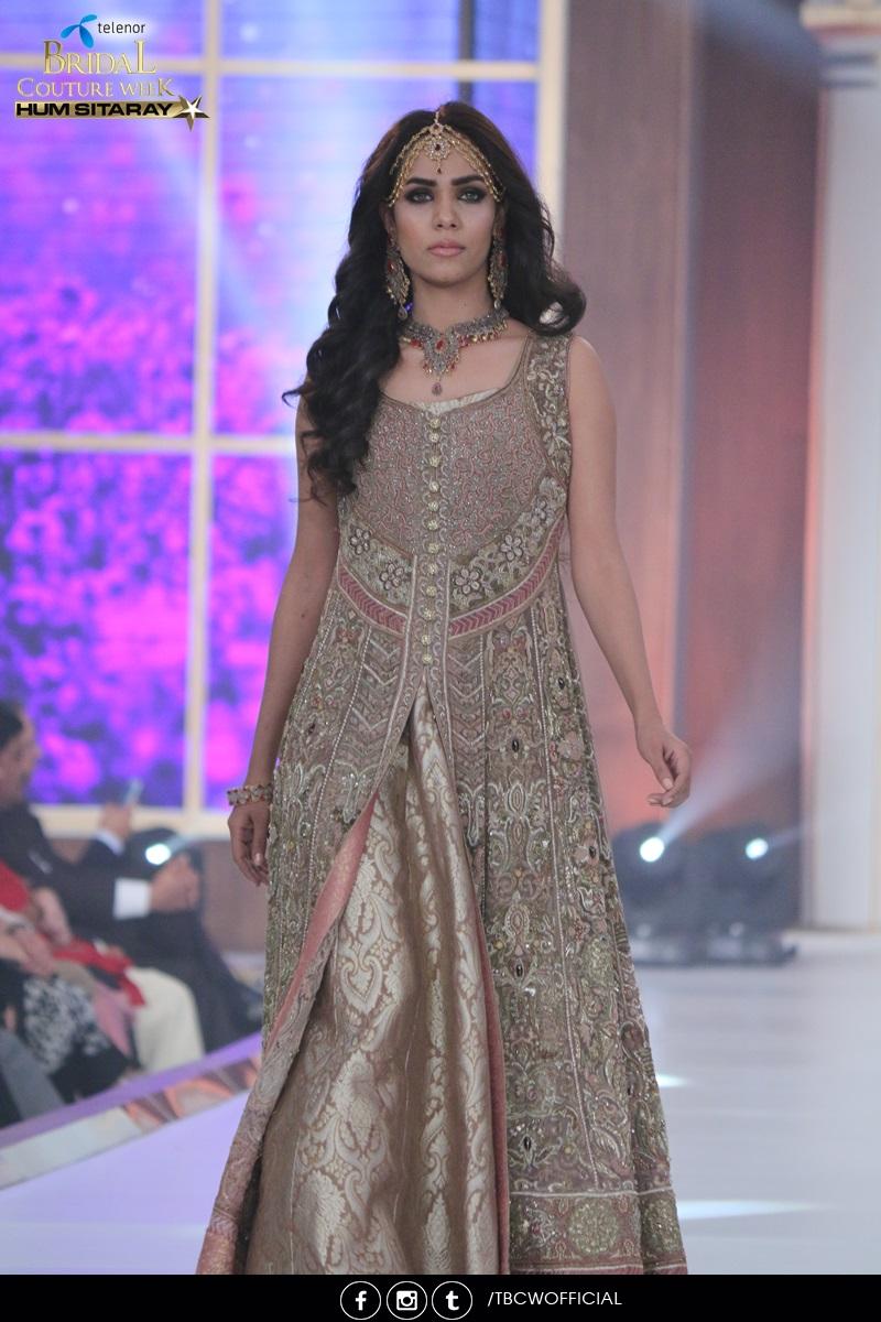 Shazia Kiyani LHR 2015 – Bridal Couture Week   BCW2017